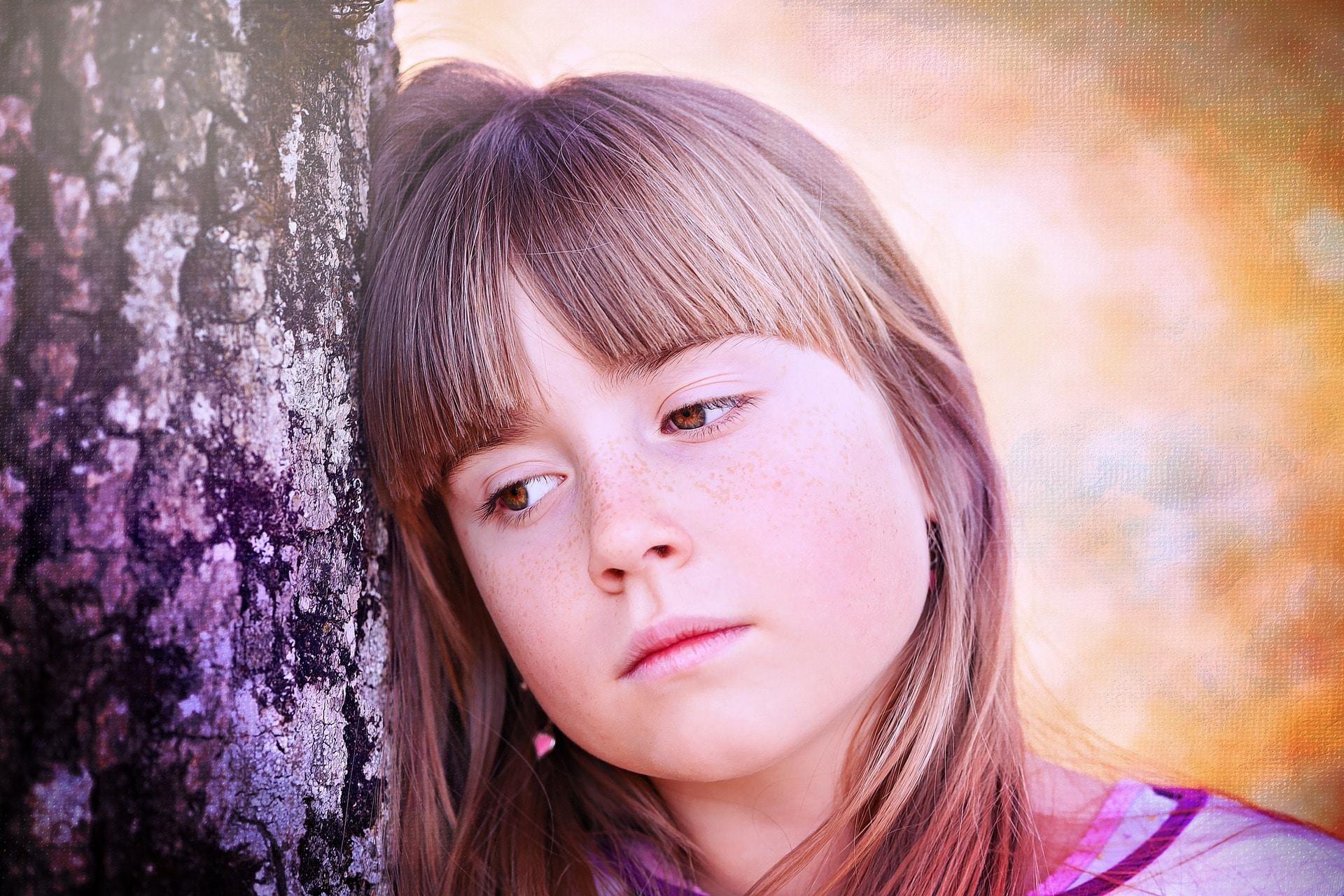Child thinking - Infantile amnesia