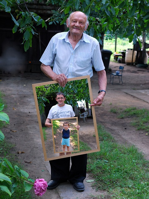 Picture, Frame generations